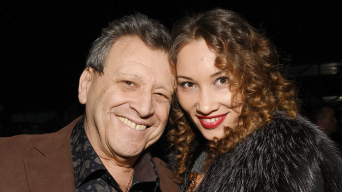 Борис Грачевський і Катерина Білоцерківська