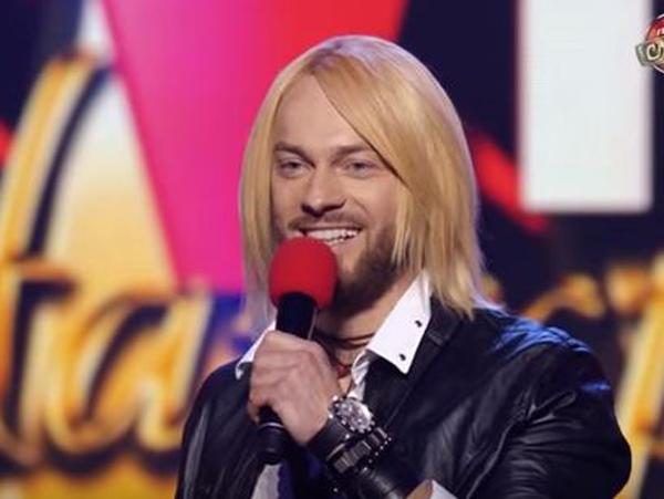 Влад Яма - пародия на Олега Винника в Лиге смеха