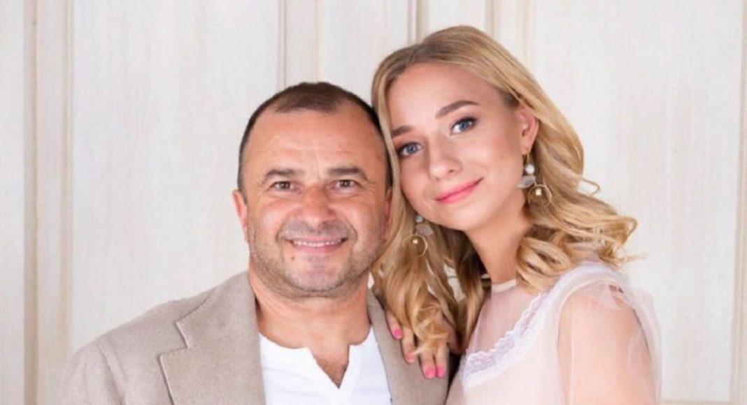 Виктор Павлик и его жена Екатерина объявили пол будущего ребенка