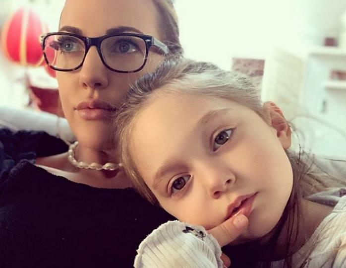 Мер'єм Узерлі з донькою Ларою