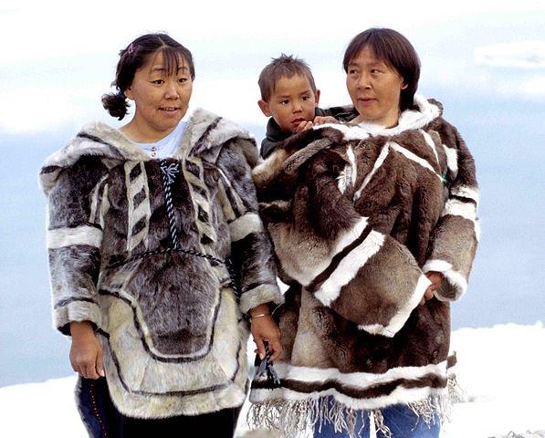 Чукотская семья