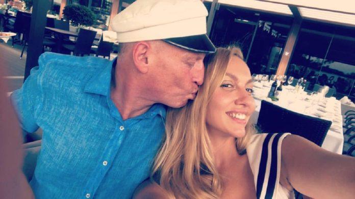 Оля Полякова та її чоловік Вадим