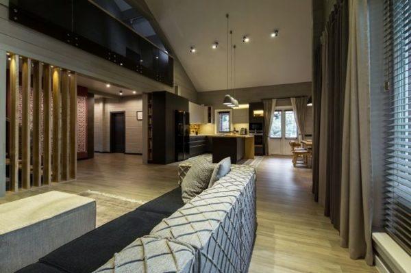Как выглядит дом Елены Кравец