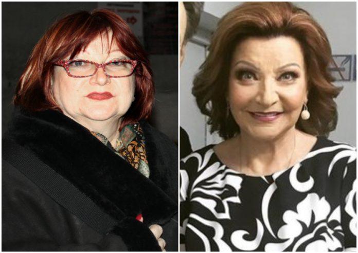 Олена Степаненко раніше і тепер