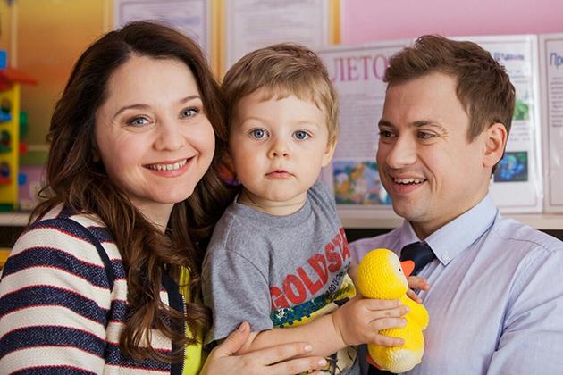 Андрій Гайдулян з сином Федором практично не спілкується