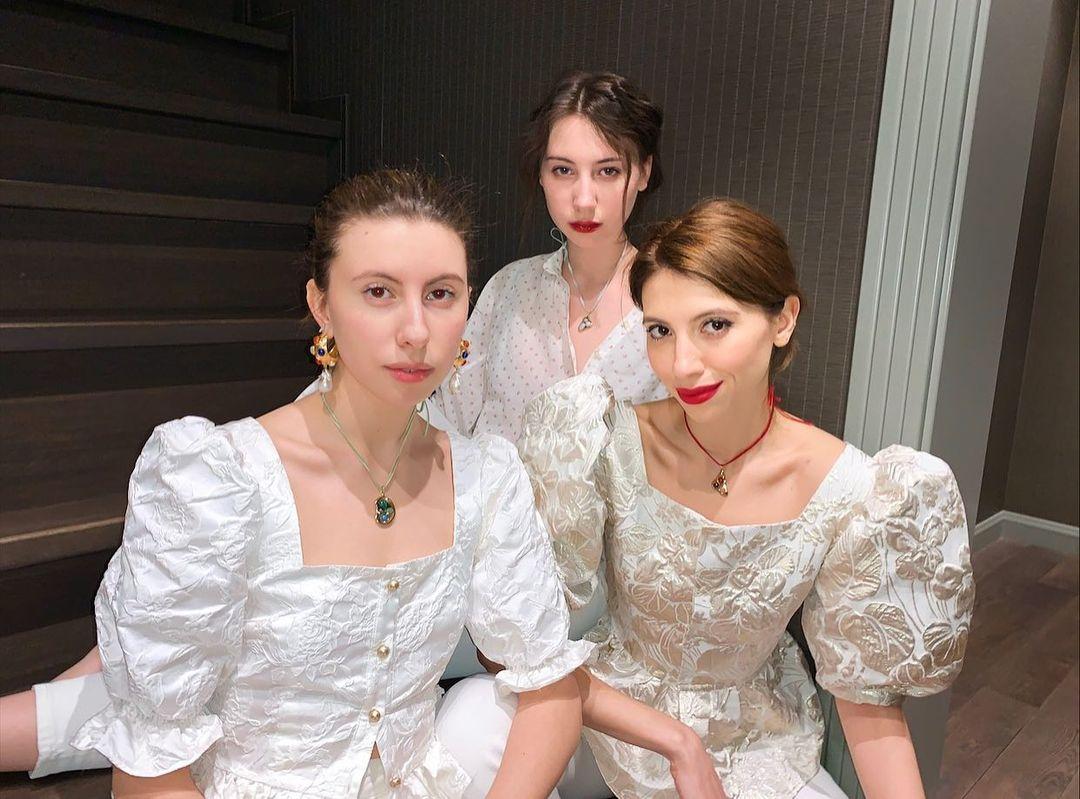 Три дочки Валерія Меладзе: Інга, Софія і Аріна