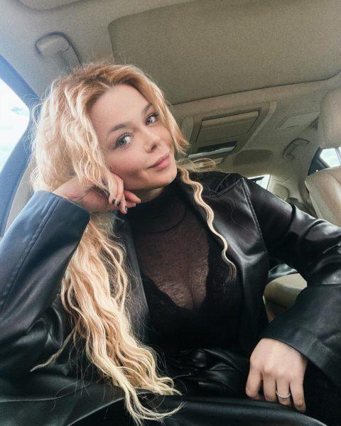 """Алина Гросу выросла - фото певицы """"во всей красе"""""""