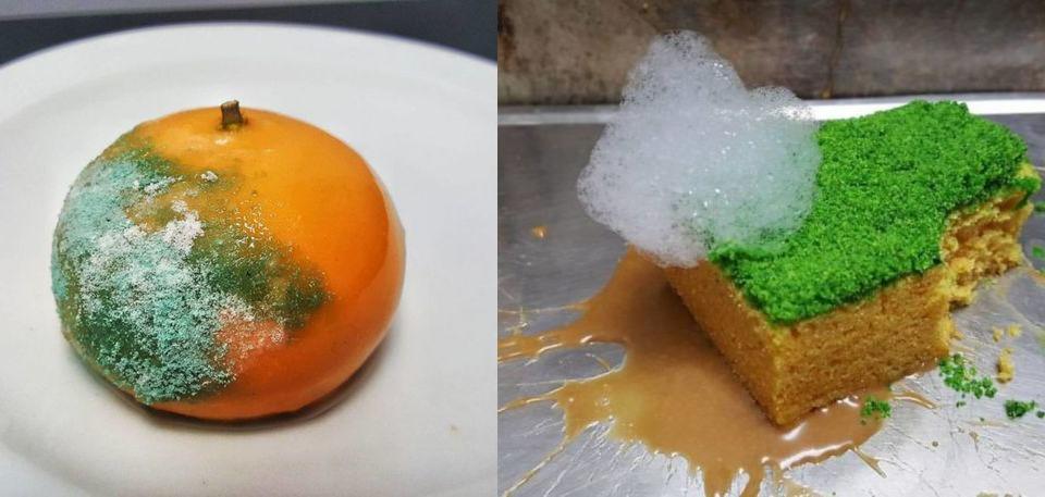 Десерты-иллюзии