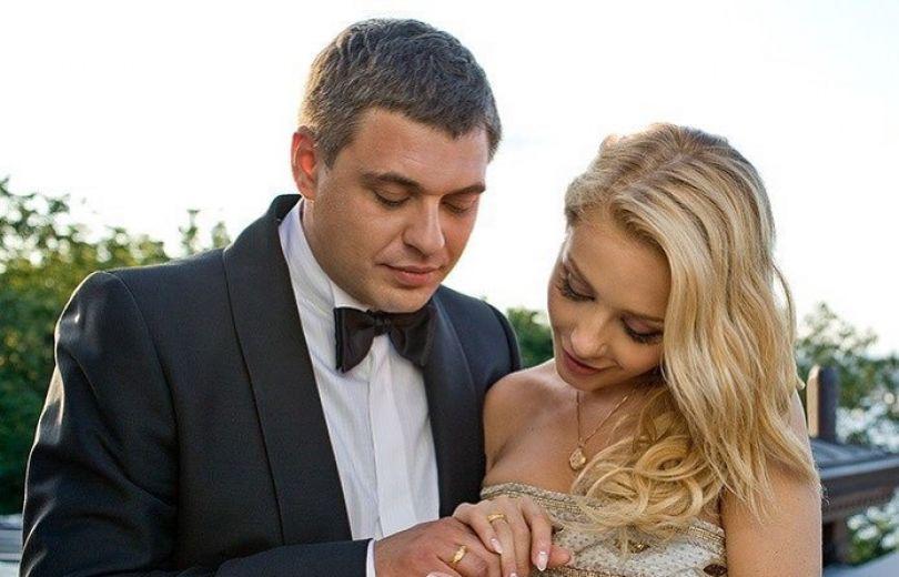 Весільні фото Тіни Кароль та Євгена Огіра