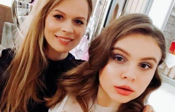 Оля Фреймут и Злата