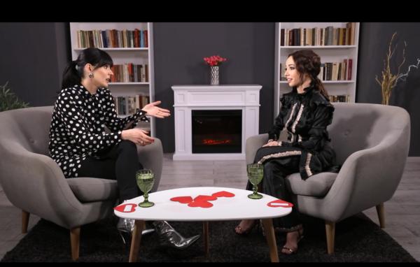 Екатерина Кухар дала интервью Маше Ефросининой