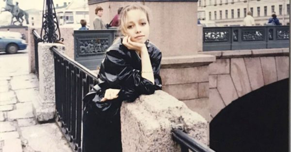 Екатерина Кухар в детстве и молодости