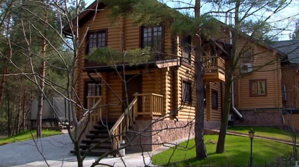Будинок Олі Полякової