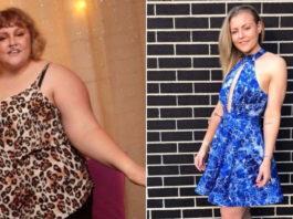 Фото до и после людей, которые кардинально похудели