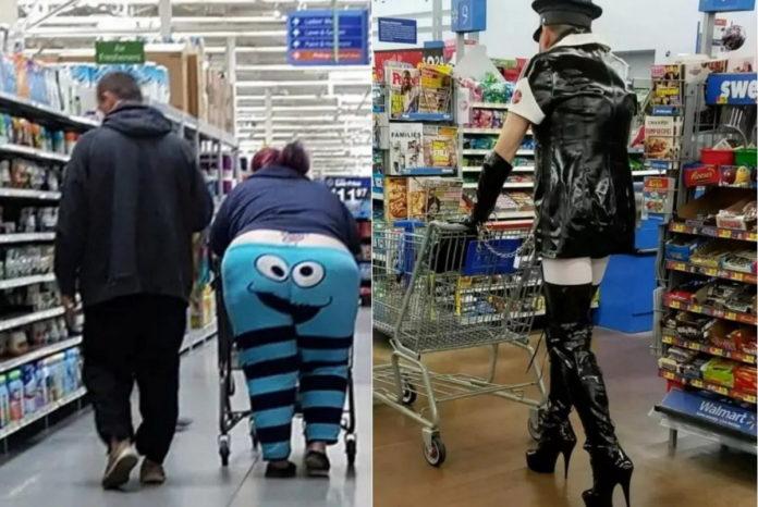 Дивні люди, яких можна зустріти в супермаркетах