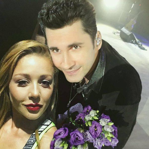 Тіна Кароль і Дан Балан