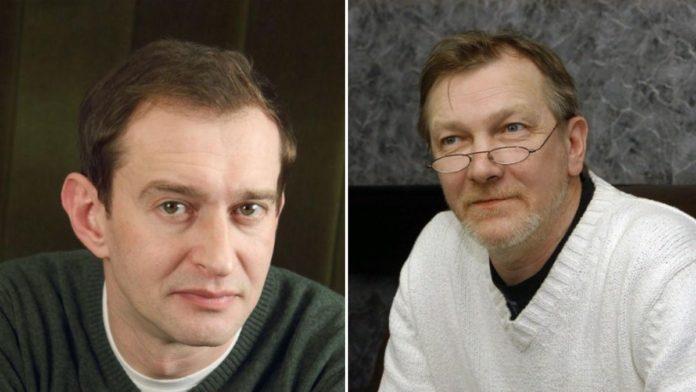 Костянтин Хабенський і Віктор Бичков