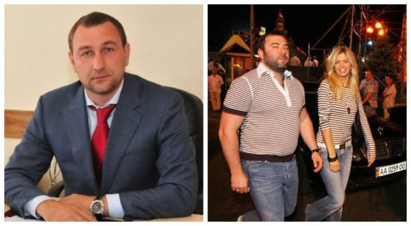 Мужья Веры Брежневой — слева Виталий Войченко, справа Михаил Киперман