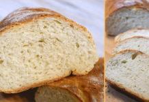 Рецепт домашнього хліба в духовці