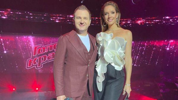 Екатерина Осадчая и Юрий Горбунов