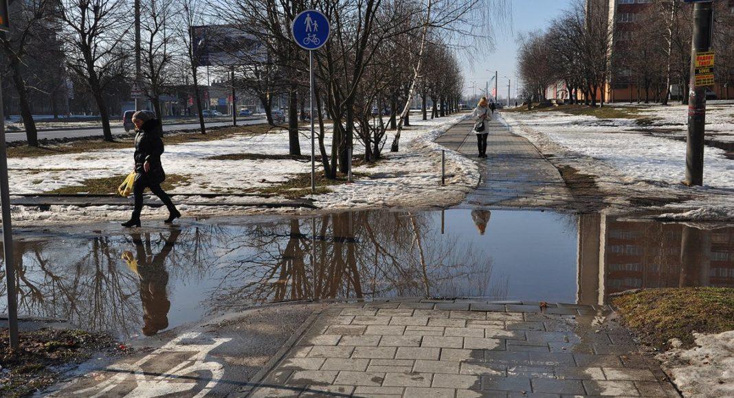 Оттепель в Украине