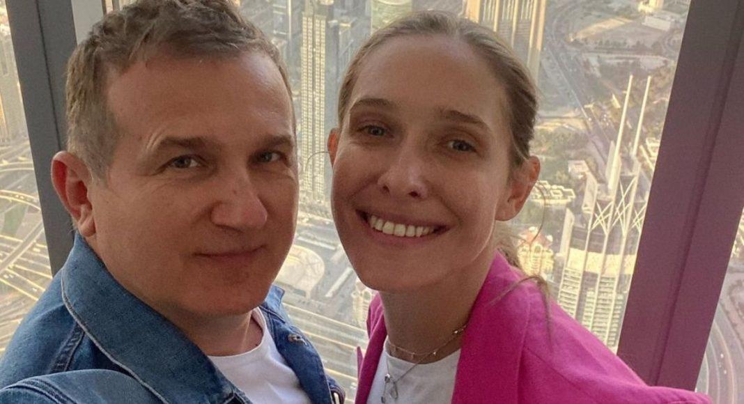 Юрий Горбунов заставил звездную жену ревновать