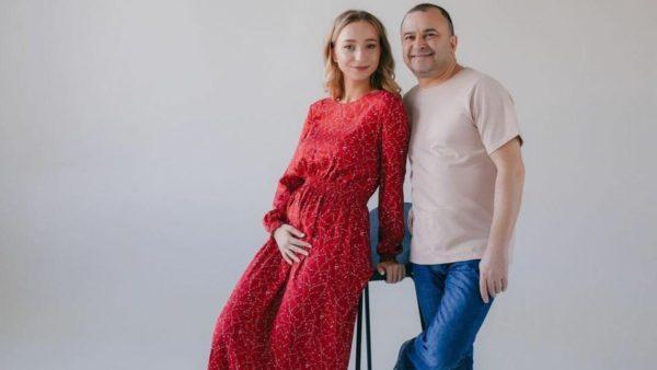 Репяхова сообщила о беременности