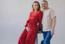 Виктор Павлик и его жена Екатерина