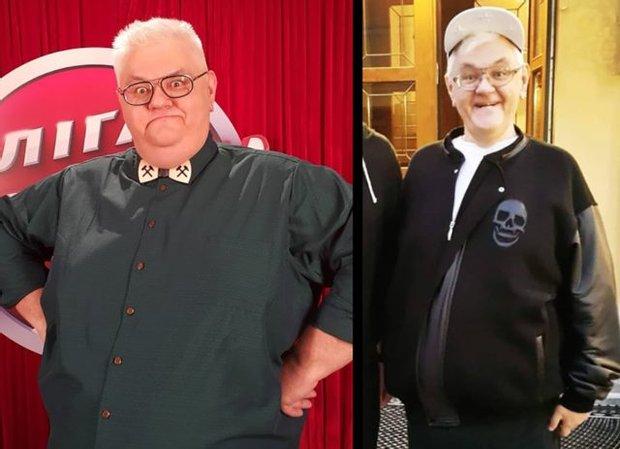 сергей жуков похудел фото до и после