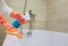Мильний розчин для ванної - простий рецепт