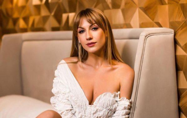 Леся Никитюк - одна их самых ихвестных украинских телеведущих