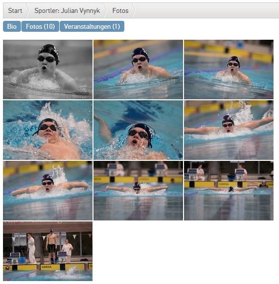 Юлиан Винник - фото с сайта спортивной школы