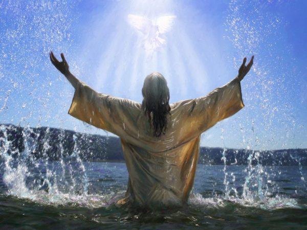 Хрещення 2021 - 19 січня, у вівторок