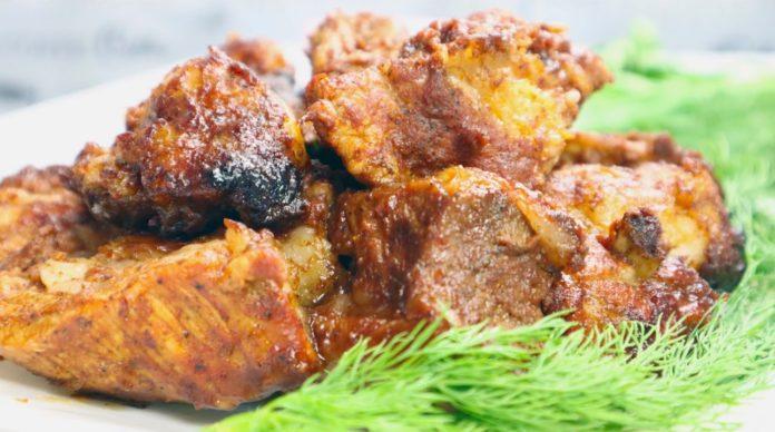 Як приготувати м'ясо в духовці на свято?