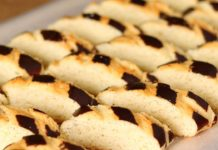 Рецепт смачного і недорого печива до чаю