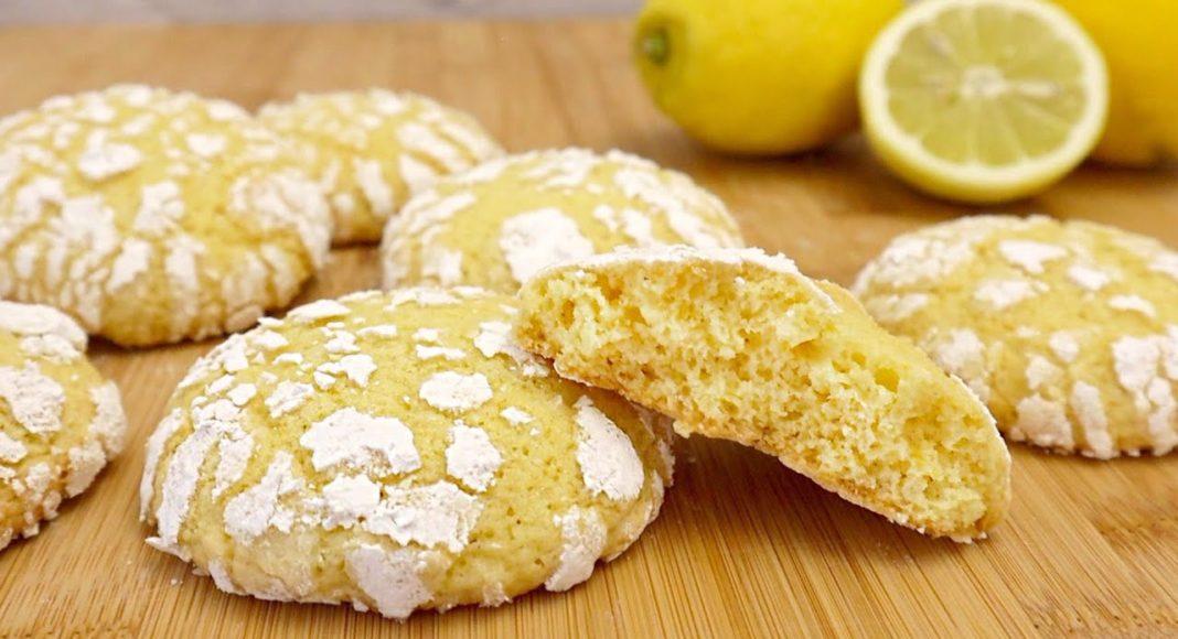 Как приготовить печенье с трещинками?