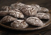 Мармурове печиво від Лізи Глінської