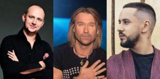Монатик, Потап, Олег Винник и другие символы мужественности украинского шоу бизнеса
