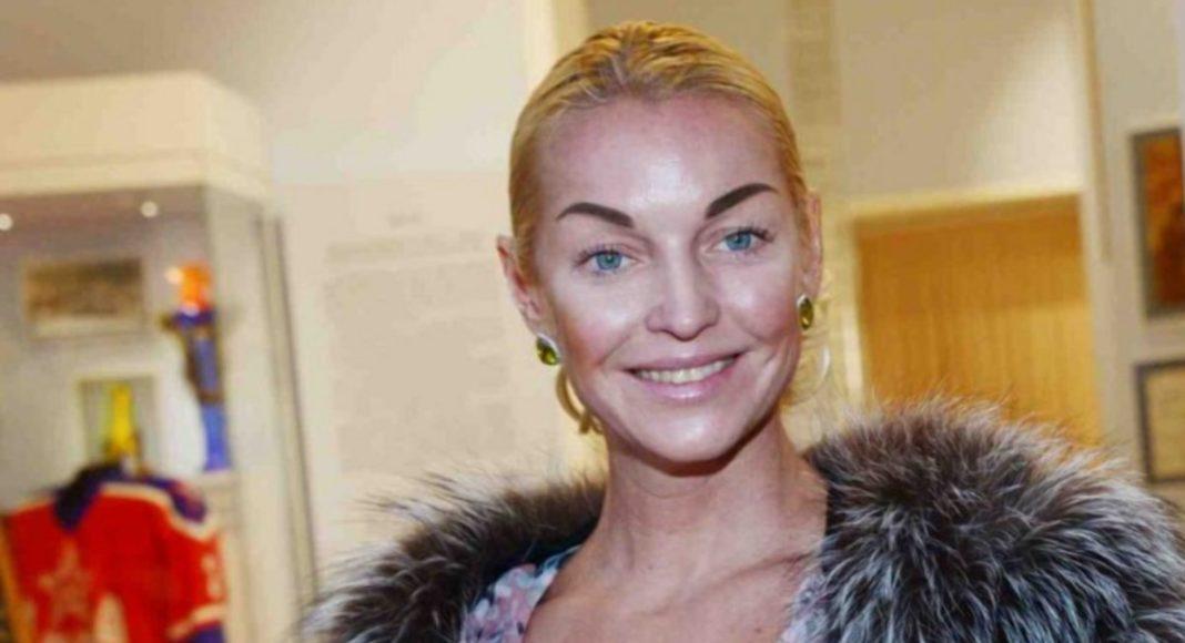 Волочкова ворвалась в балет с благотворительной постановкой