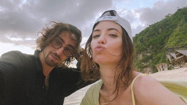 Надя Дорофєєва та Дантес на Балі
