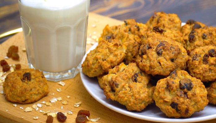 Рецепт корисного вівсяного печива