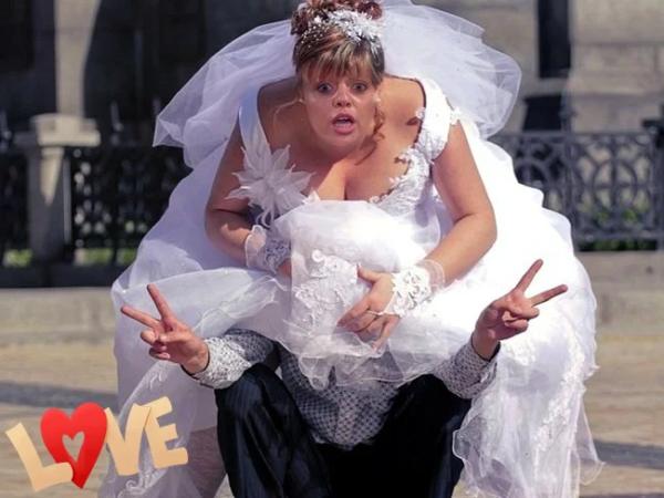 Ганебні фото з весілля