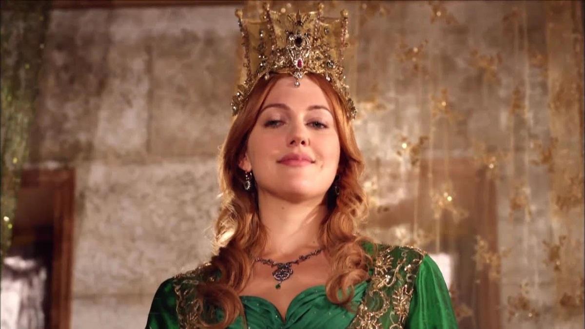 Хюррем-султан в серіалі