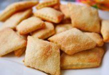 Печиво з трьох інгредієнтів