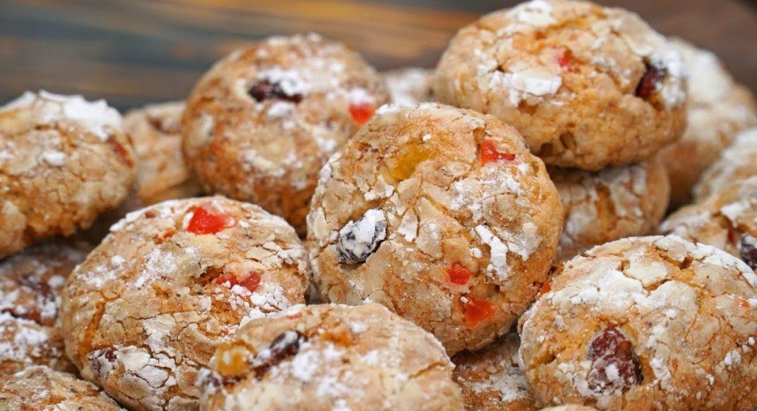 Как приготовить творожное печенье?