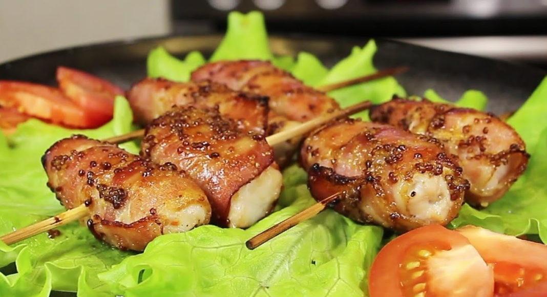 Рецепт горячего блюда на праздничный стол