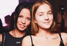 Ирина Горовая с дочерью Натальей