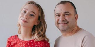 Катерина Репяхова і Віктор Павлик