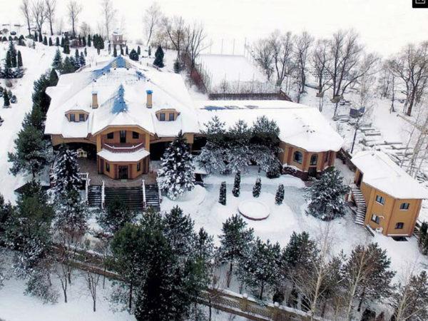 Дом Киркорова в Подмосковье