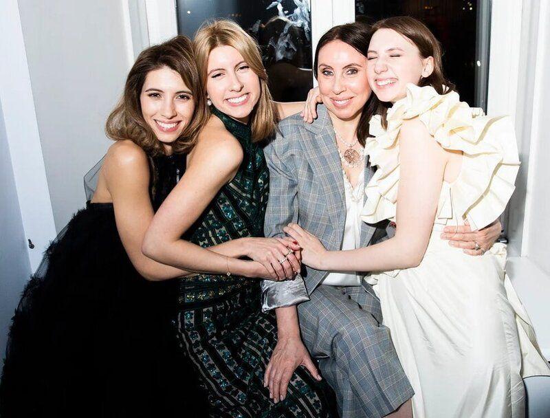 Ірина Малухіна з дочками
